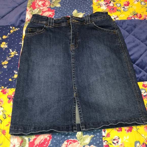 St. John's Bay Dresses & Skirts - Jean shirt